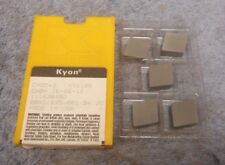 """Kennametal Kendex Indexable Inserts SPU 854 K6  2//Pk   1/"""" Square  Free Shipping"""