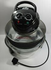 Team International Visicook Halogen Oven 17l Multi Function Cooker And Extras
