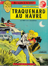 Ric Hochet : Tome 1, Traquenard au Havre  -  Dédicacé