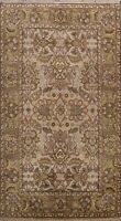 Floral Agra Oriental Hand-knotted Area Rug Wool Traditional Carpet 5'x8' Foyer