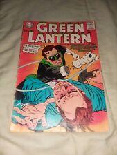 "Green Lantern #36 dc comics 1965 silver age ""secret of the power ringed robot"""