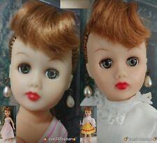 """Vintage Miss Ginger 10-10.5"""" Fashion Doll Little Miss Revlon Era w Clothes+Shoe"""