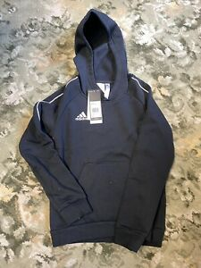Adidas Sweatshirt Black Size 9-10 years