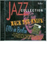 Ella Fitzgerald IN Berlin CD Mack the Knife Jazz