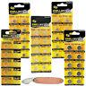 51pc Essential Batteries Kit L626 L621 L1142 L754 L521 & Watch Opener
