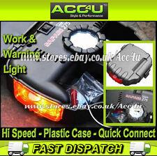 12v Hi Speed coche furgoneta neumático 4x4 bomba infladora de compresor de aire en caso de Luz +. SWAC 11