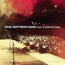 Dave Matthews Band - Live at Piedmont Park [Digipak] (CD, Dec-2007,3 Discs) MINT