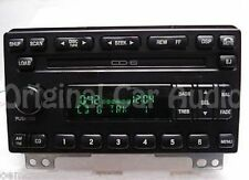 03-04 Ford Expedition Radio 6 CD Changer DVD Player AM FM Stereo 2L1F-18C815-CE