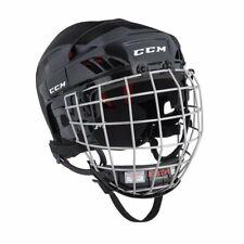 CCM 50 Combo Eishockeyhelm mit Gitter / Helmet w/ cage (uvP/RRP € 79,90)
