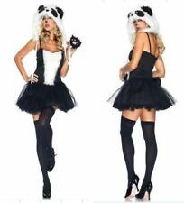 Sexy Ladies Halloween Women Costume Sexy Bear Hostess Dress Cosplay
