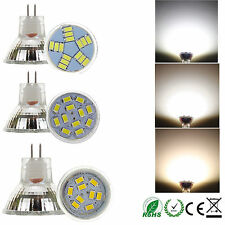 1x 5x 10x MR11 LED Bulbs Spotlight 5730 SMD 10W 20W Halogen Lamp Replacement 12V