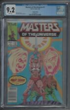 Masters of the Universe 1 - CGC 9.2 $.95 Canadian Variant