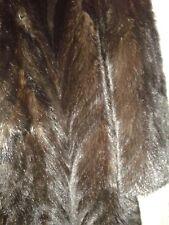 Manteau Vison vintage, qualité et coupe exceptionnelles