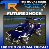 [PS4/PSN]Rocket League Every Painted FUTURE SHOCK Rocket Pass 2 Universal Decal