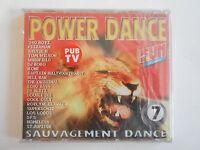 POWER DANCE : FUN RADIO SAUVAGEMENT DANCE [ CD ALBUM NEUF ] ~ PORT GRATUIT