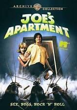 Joes Apartment (DVD, 2014)