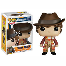 Doctor Who POP Fourth Doctor Vinyl Figure NEW Toys Funko 4th Dr Who