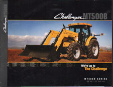 """AGCO Challenger """"MT500B Series"""" 95 to 145hp Tractor Brochure Leaflet"""