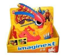 Imaginext Bateau, Boat dragon pirate skiff Fisher-price NIB NF R5513 action toy