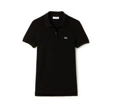 899b8a44599 Lacoste Women's Classic Fit Soft Cotton Petit Polo Shirt Size ...