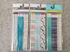 NEW 10ct Decorative Pencils, Student, School, Teacher, Office Supplies