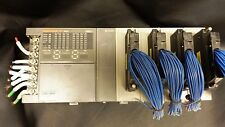 Fuji Micrex-F PLC Programmable Controller F55 CPU NV1P-042 DO Sink NV1Y32T05P1