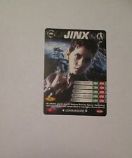 James Bond 007 Spy Common card 006 Jinx (Test series)
