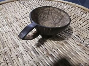 Coconut Shell Cups 100% Natural Eco-Friendly Handmade Non-Toxic tea coffee cup