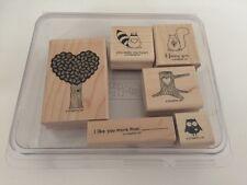 Stampin' Up! Love Bandit Stamp Set