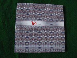 VARIOUS ARTISTS.. V2 Promo CD (13 Track CD Promo Album) V2