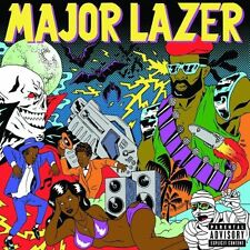 Major Lazer - Guns Don't Kill People... Lazers Do - Major Lazer CD ZAVG The The