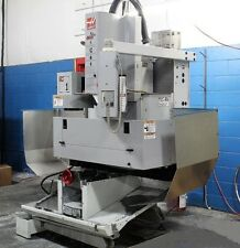 HAAS TM-1, CNC Vertical Machining Center, 10 Station Tool Changer, Low Hours