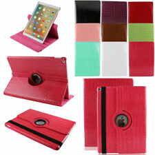 For iPad 234 10.2'' 8th 9.7'' 6th Air2 Mini 123 4 Tablet Folio Case Cover Stand
