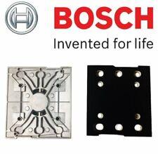 BOSCH Genuine 2-Piece Square Sanding Plate (To Fit: Bosch GSS 160 Multi Sander)