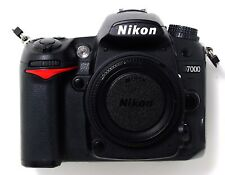 Nikon D7000 DSLR Camera Only 8,508 Shutter Actuations 99.9% Mint Condition