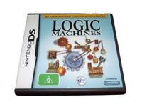 Logic Machines Nintendo DS 2DS 3DS Game *Complete*
