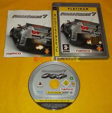RIDGE RACER 7 Ps3 Versione Italiana Platinum ○○○○○ COMPLETO