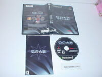 DEAD OR ALIVE 2: HARDCORE game complete in case w/ Manual for Playstation 2 PS2