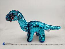 original SpaceX Demo-2 Dragon Zero Gravity Test Dinosaur Ty Flippables-Tremor