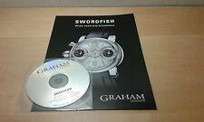 Usado - GRAHAM - Dossier de prensa Swordfish + CD  - Item For Collectors