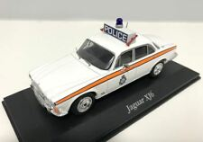 Atlas Editions - JAGUAR XJ6 'Best of British Police Cars' - Model Scale 1:43