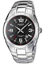 Runde Armbanduhren aus Edelstahl mit Glanz-Finish für Erwachsene