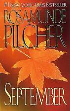 September by Rosamunde Pilcher (1991, Paperback)