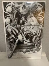 Lady Death: Scorched Earth - Secret Edition  Ltd Ed of 166 NM