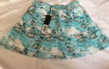 IKKS - French (Made In France) Girls Sz 5 HOLIDAY PRINT SKIRT - NWT