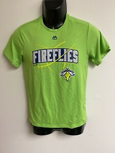 MiLB The Columbia Fireflies Size Youth M