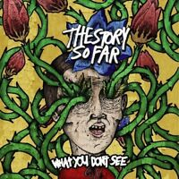 THE STORY SO FAR - WHAT YOU DON'T SEE (LIMITED VINYL)  VINYL LP NEW!