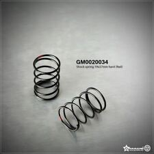 Gmade Shock Spring 19X27Mm Hard Red (2) - Gma0020034