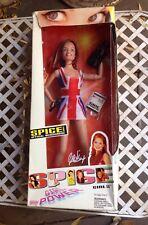 Spice Girls Girl Power Doll Geri Halliwell Official Merchandise 1997 Ginger