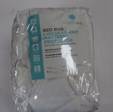 New Martha Stewart Collection King Allergy Wise Bed Bug Mattress Protector